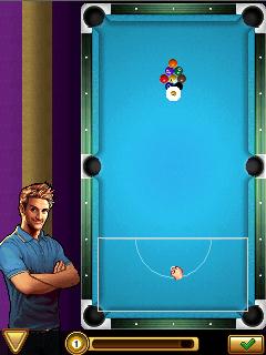 Midnight Pool 3 New Gameloft Game 128x160 128x128 176x208